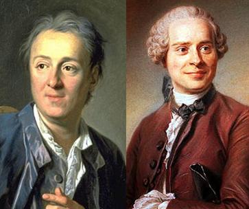 SOCIOLOGÍA DE LA EDUCACIÓN: Debate entre Diderot y D'Alembert